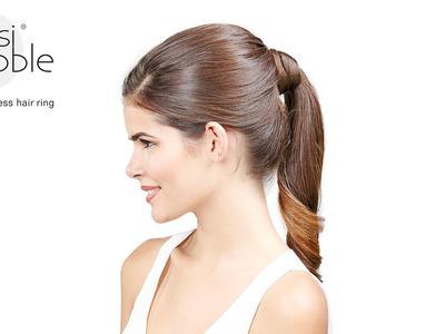 Invisibobble DIY hair tutorial: call me audrey