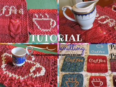 KNITTING TUTORIAL: how to knit owls | GUFI PORTAFORTUNA, DIY - PARTE 1°