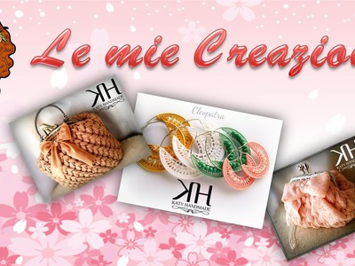 Le mie creazioni all'uncinetto | My creations crochet