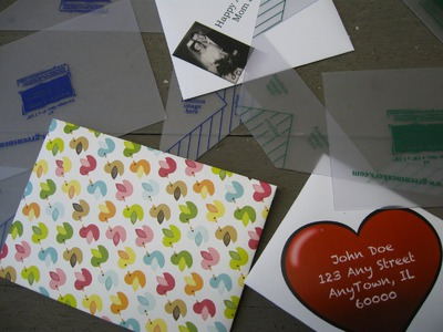 Make Your Own Envelope Craft Tutorial