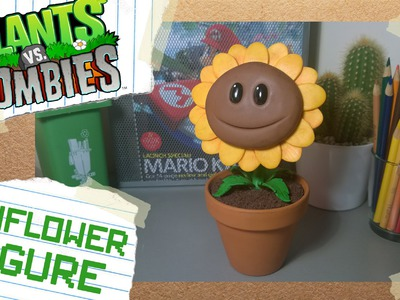 Plants Vs Zombies Sunflower DIY Tutorial