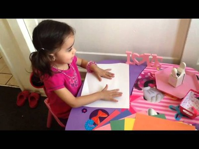 Toddler Valentine Craft | DIY Gift