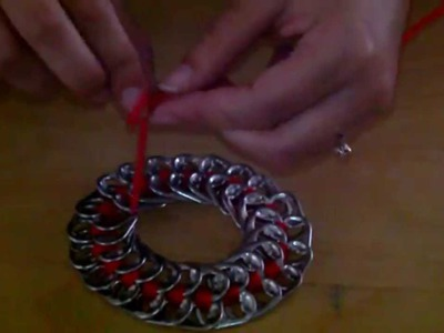 Tutorial: Pop Tab Bangle