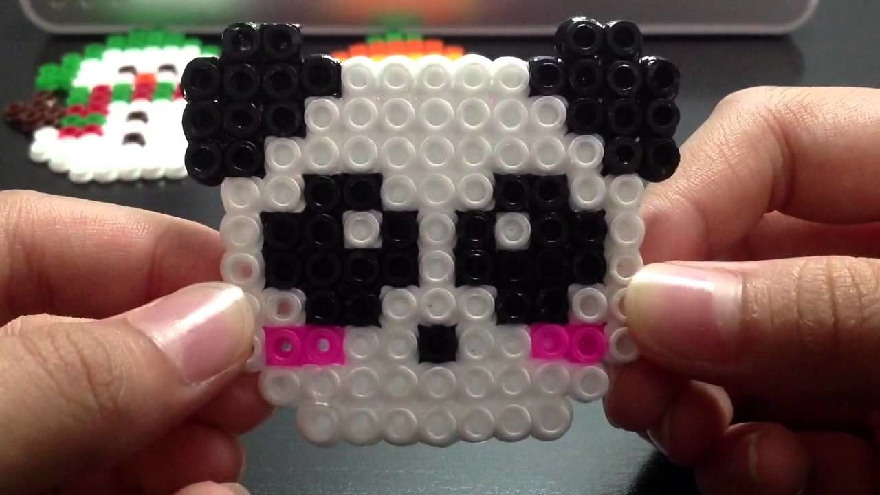 Craft Update #2 (Perler Beads Designs)