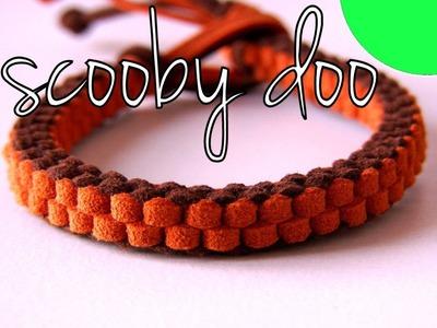 DIY  Bracelet - Scooby doo knot