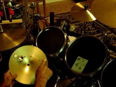 DIY  Dual Zone Cymbal with Choke.MPG