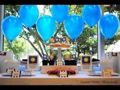 DIY High school graduation party decorating ideas