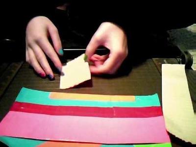 DIY Tape wallet