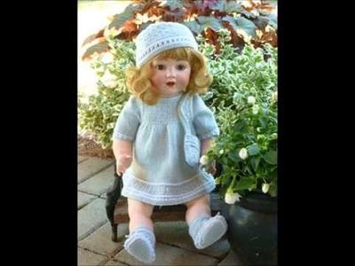 Doll Knitting Designs - 2013