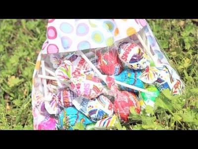 Easy-See Drawstring Bag DIY- Whitney Sews