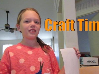 FUN HOLIDAY KIDS CRAFTS (11.21.14 - Day 966)