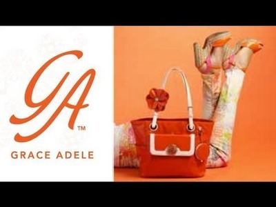 Grace Adele Spring - Summer 2013 Catalog Walk!  It's a Style System!