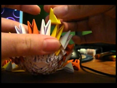How to Make a 3D Origami Bowl