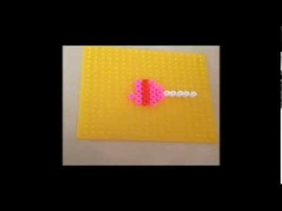 How To Make Perler Beads Lollipop