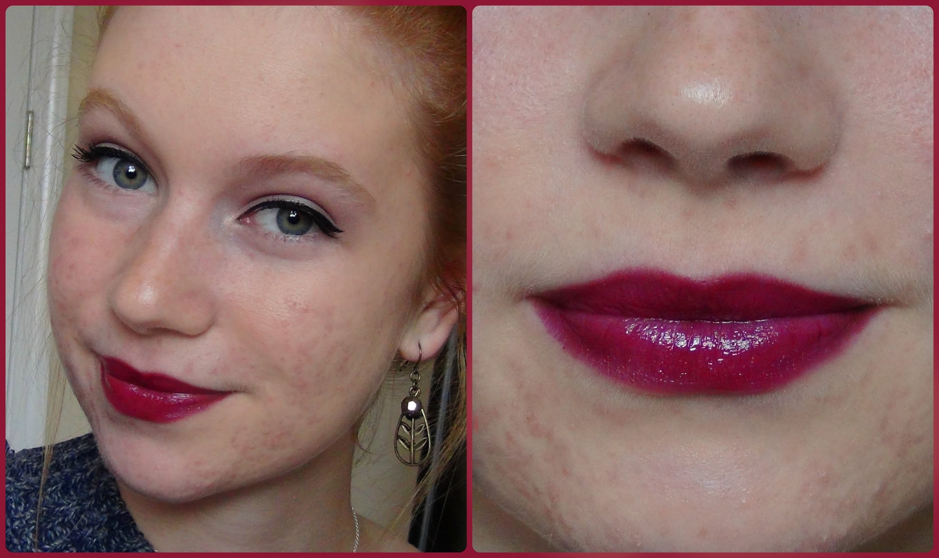 How to Perfect Berry Lips! ♥