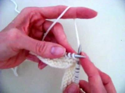 One Stitch Increase- Kf.b