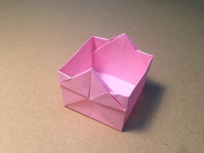 Origami Square Box