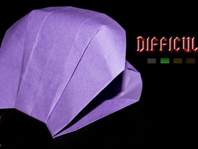 [ORIGAMI TUTORIAL] Shell || Decorations