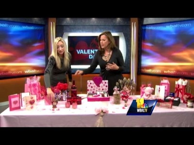 Show your creative side with DIY Valentine's Day gifts