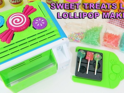 Sweet Treats Lane Lollipop Maker | Easy DIY Make & Share Candy With Your Friends!