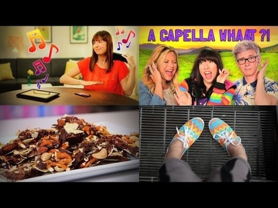 This Week on PSGG: Junk Food, Strawburry17, DIY Zig Zag Sneakers, and More!
