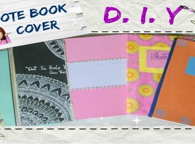 5 DIY Notebook Cover Ideas ✏