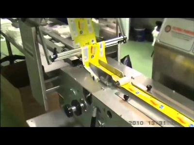 ALM-C1600 FULL AUTOMATİC WET WIPES LOTION CUTTING FOLDING AND PACKAGING PRODUCTION LINE (VIDEO-2)