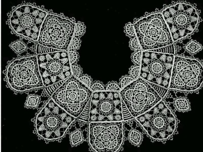 Crochet Collar Patterns Free