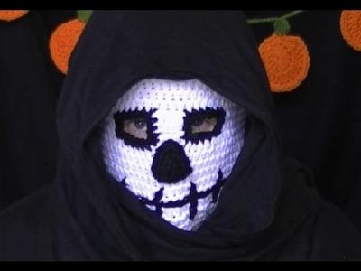 Crochet Skull - A - Clava Part 1 of 2