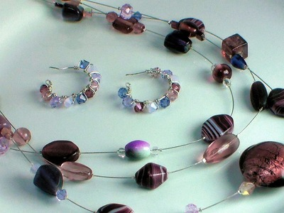 DIY Beaded Jewelry Review and Project Share
