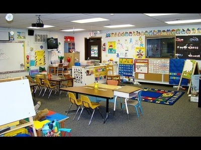 DIY Classroom decorating ideas