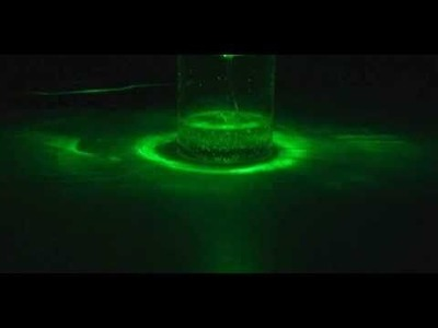 DIY Laser Show: The best laser effect ever!
