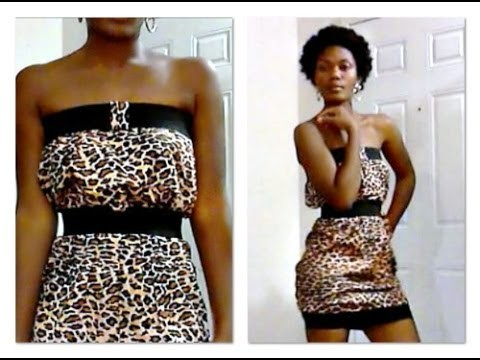 DIY Pillowcase Club Dress