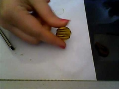DIY:Tutorial yoyo Fimo. Polymer clay