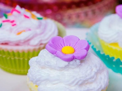 Home & Family - How to Make Cupcake Shaped Soaps