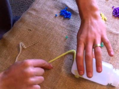 How To Bead Tubular Peyote Stitch