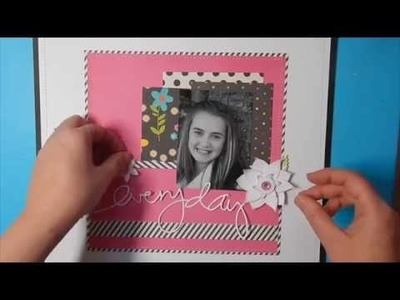 How to Create Crafty Flowers Three from Spellbinders