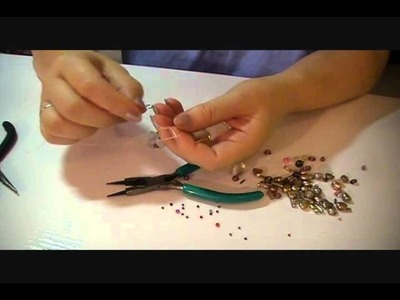How to Make a Beaded Scissor Fob
