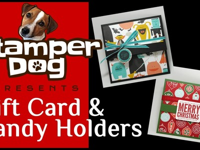 How to Make a Gift Card Holder. Candy Holder