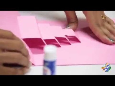 How to make a  pop up Birthday greeting card