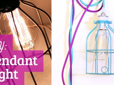 How to Make a Vintage Light