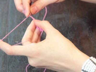 How to Oya Crochet : Crochet Projects