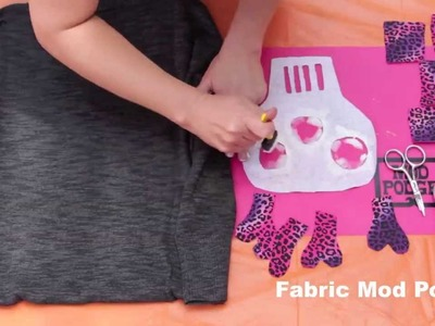 Learn How to Make a Punky Halloween Sweater