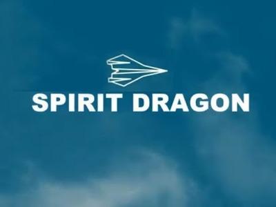 Paper Plane Test Flight - Spirit Dragon