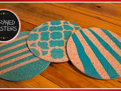 Preval's Maker Minute: DIY Decorative Coasters