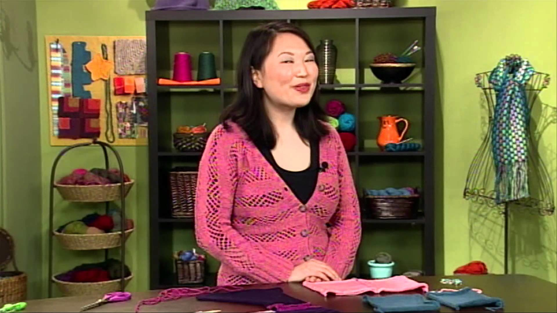 Preview Knitting Daily TV Episode 713, Joining Up