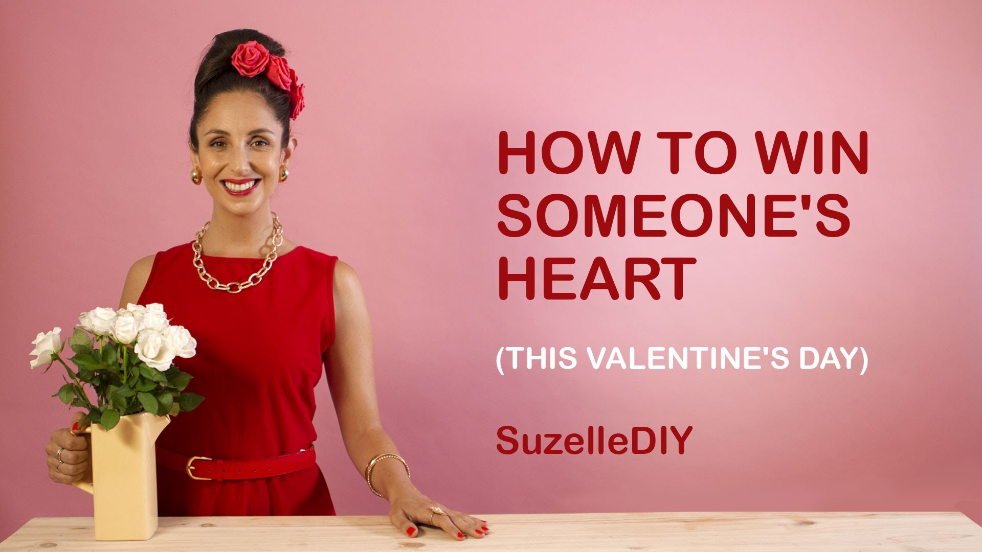 SuzelleDIY - How to Win Someone's Heart
