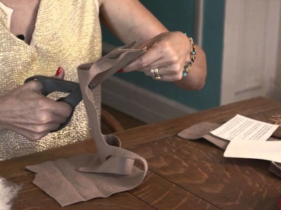Tutorial for Felt Bread Slices : Felt Crafts & More