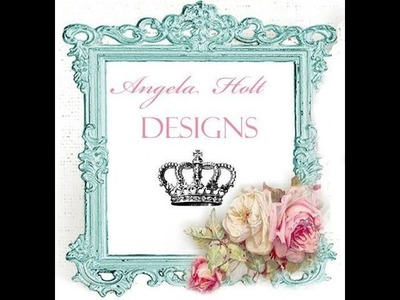 Welcome to Angela Holt Designs Crafty Channel