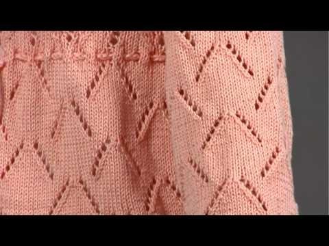 #10 Tie Front Cardigan, Vogue Knitting Spring.Summer 2009